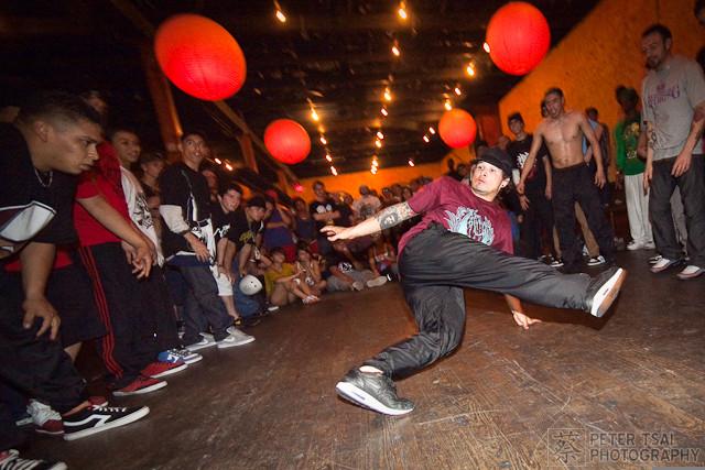 roda de breakdance