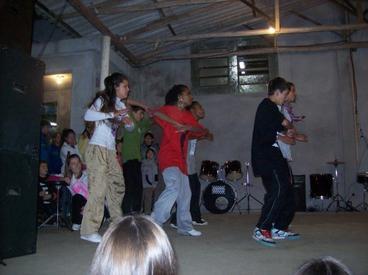 Street Dance Mult Style