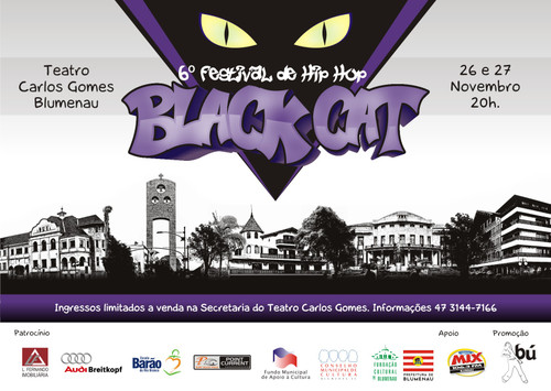 Festiva_de_Hip_Hop_Black_Cat