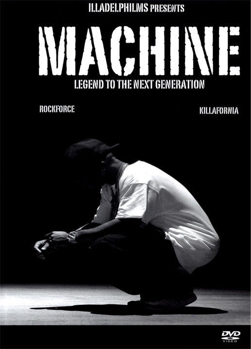 BBoy Machine – DVD solo com legenda