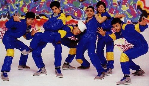 Grupo Rock Steady Crew