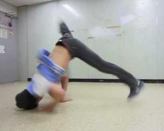 Vídeo Aula Breakdance – Coin Drop