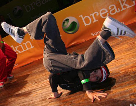 Curso de Break Dance – Como Dançar Break