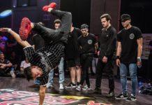 curso de dança de rua