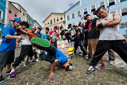 Bboy: Lista de Movimentos de Break dance